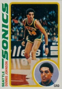 Top Budget Hall of Fame Basketball Rookie Cards of the 1970s  14