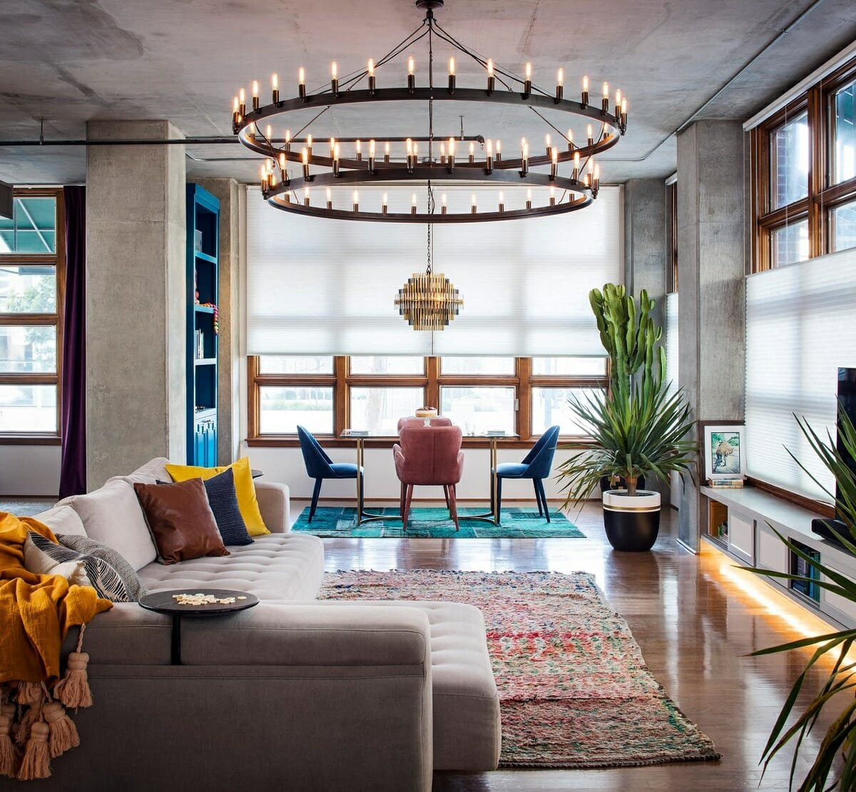 how to find an interior designer for a modern living room