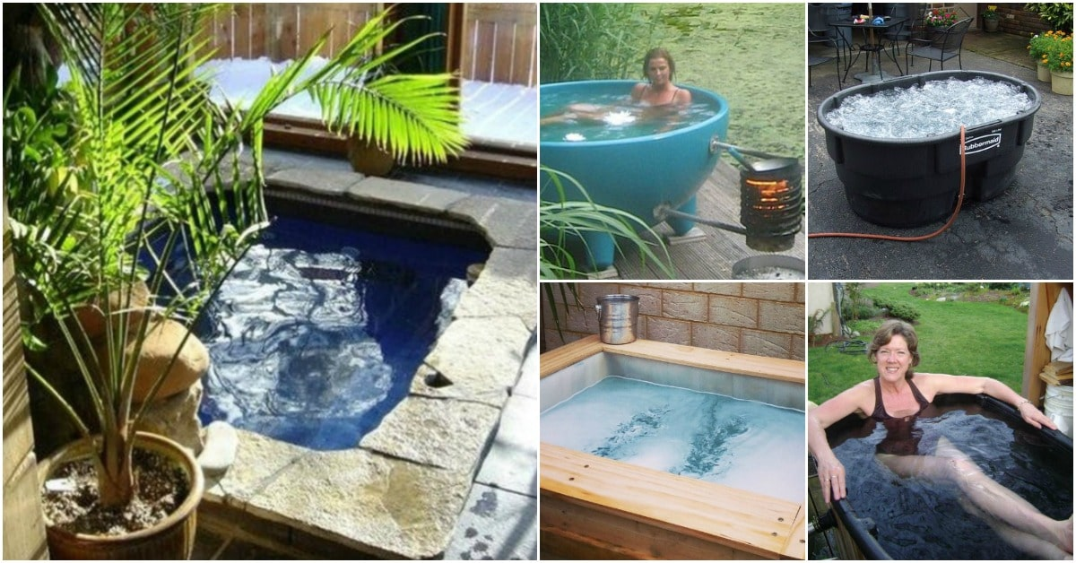 12 Relaxing And Inexpensive Hot Tubs You Can DIY In A Weekend