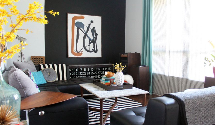 Youth edge living room decor