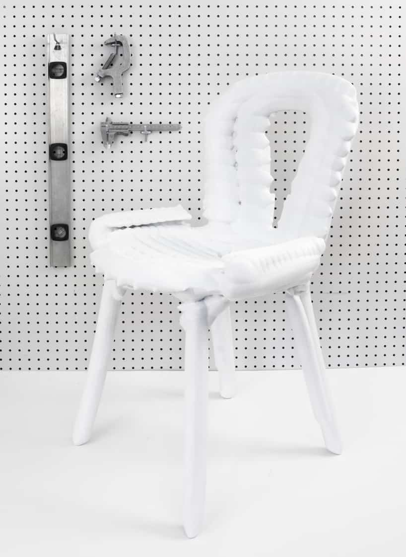 Chairgenics 3D-printed chair by Formnation