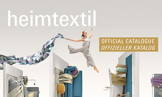 Heimtextil official catalogue
