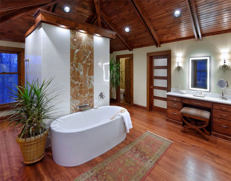 Tropical Spa Master Bath Suite