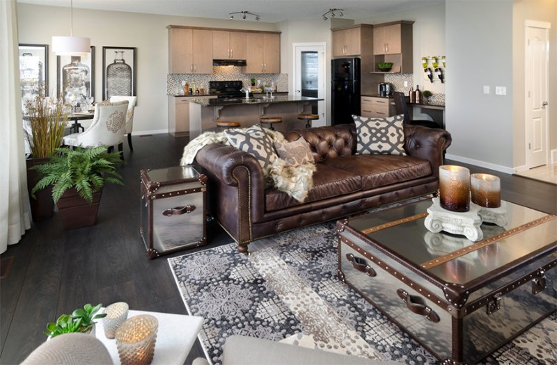 The Sierra Showhome (Calgary, Alberta)