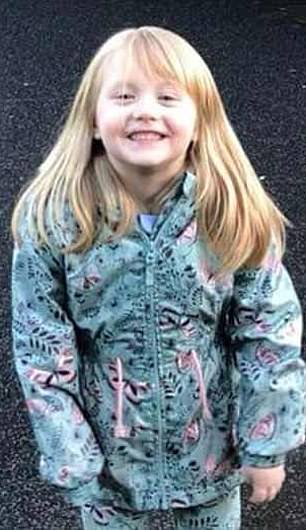 A 16-year-old boy, who cannot be named for legal reasons, denies taking Alesha, pictured, from her bed, assaulting and murdering her