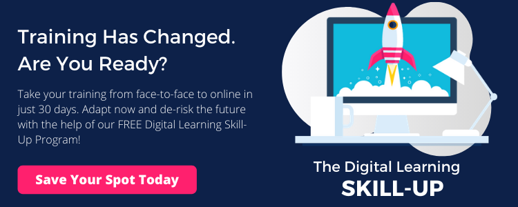 Digital Learning Skill Up Program - Save Your Spot