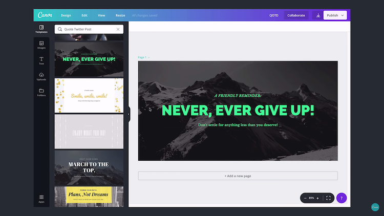 Canva - Online Graphic Design Software