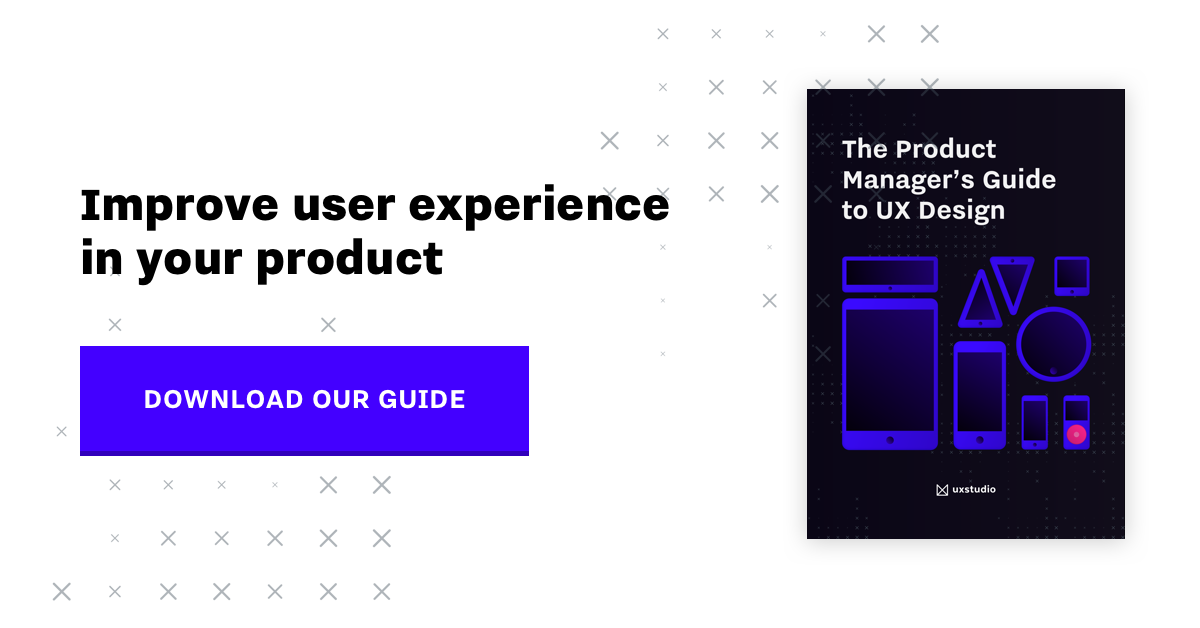 product managers guide to ux design