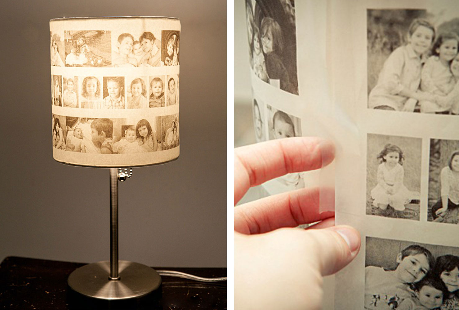 diy room decor photo lamp500