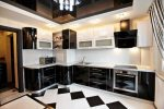Как обыграть выступ на кухне: 75 вариантов дизайна кухни с вентиляционным коробом при входе