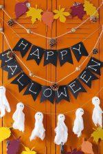 Как украсить комнату к хэллоуину фото: 20 простых, но ярких идей декора — INMYROOM