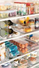 Хранение в кухонных шкафах и ящиках: Организация хранения на кухне – 85 фото и 17 супер-идей