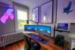 Комната самая крутая: 13 вещей, которые нужны в идеальной комнате геймера
