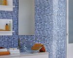 Облицовка мозаикой: Отделка стен мозаикой. Способы нанесения мозаики на стену