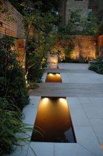 Освещение в саду: 33 Идеи Освещения В Саду (Фото)!