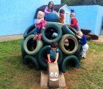 Поделки для игровой площадки детского сада своими руками: ДЕТСКАЯ ПЛОЩАДКА — 140 идей своими руками.