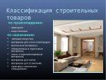 Презентация отделка стен: Презентация на тему «Отделочные материалы для стен»