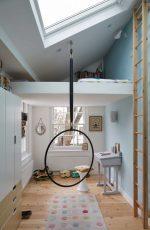 Спальня антресоль: Антресоль в современных интерьерах > 50 фото оформления антресолей в квартирах и домах с высокими потолками