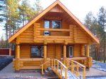 Виды домов из дерева: Виды деревянных домов