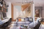 Зонирование в квартире: Способы правильного зонирования в квартире