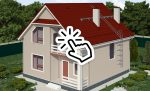 Онлайн дизайн экстерьера дома: Дизайн дома — онлайн программа по подбору цвета кровли и фасада.