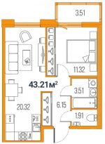Планировка смежная: Какие есть типы планировок квартир?