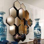 Зеркала в стене в интерьере: 290+ (Фото) Больших & Маленьких