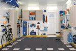 Дизайн гаража интересные планировки: интересные планировки интерьера, схемы и размеры