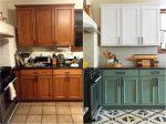 Как кухонный гарнитур обновить своими руками: 12 способов, как обновить кухонный гарнитур