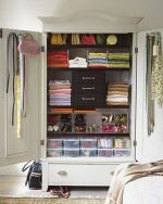 Как разложить вещи в шкафу удобно на полках: Все про хранение на глубоких полках