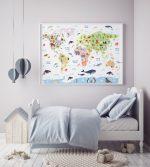 Картинки для распечатки на стену в комнату: 7 лучших изображений доски «постеры на стену»