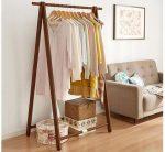 Сделать вешалку напольную своими руками: Вешалка для одежды 🛋 своими руками напольная стойка из дерева и металла: фото и чертежи