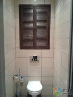Туалет с подвесным унитазом дизайн: Туалеты с подвесным унитазом — реальные фото