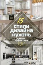 Варианты кухни: Стили кухни